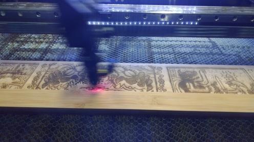 Frekkin laser